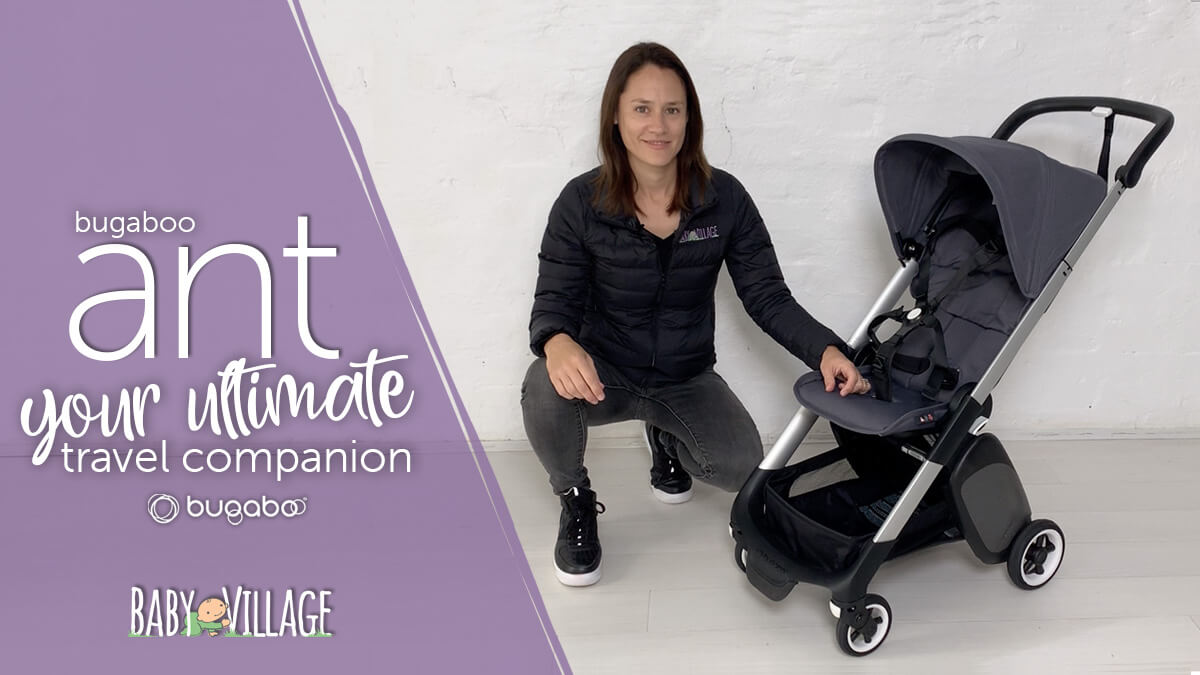 Bugaboo Ant Travel Stroller 2019 Review Baby Village