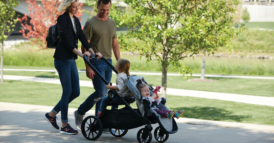 Baby Jogger City Select Lux Review Baby Village