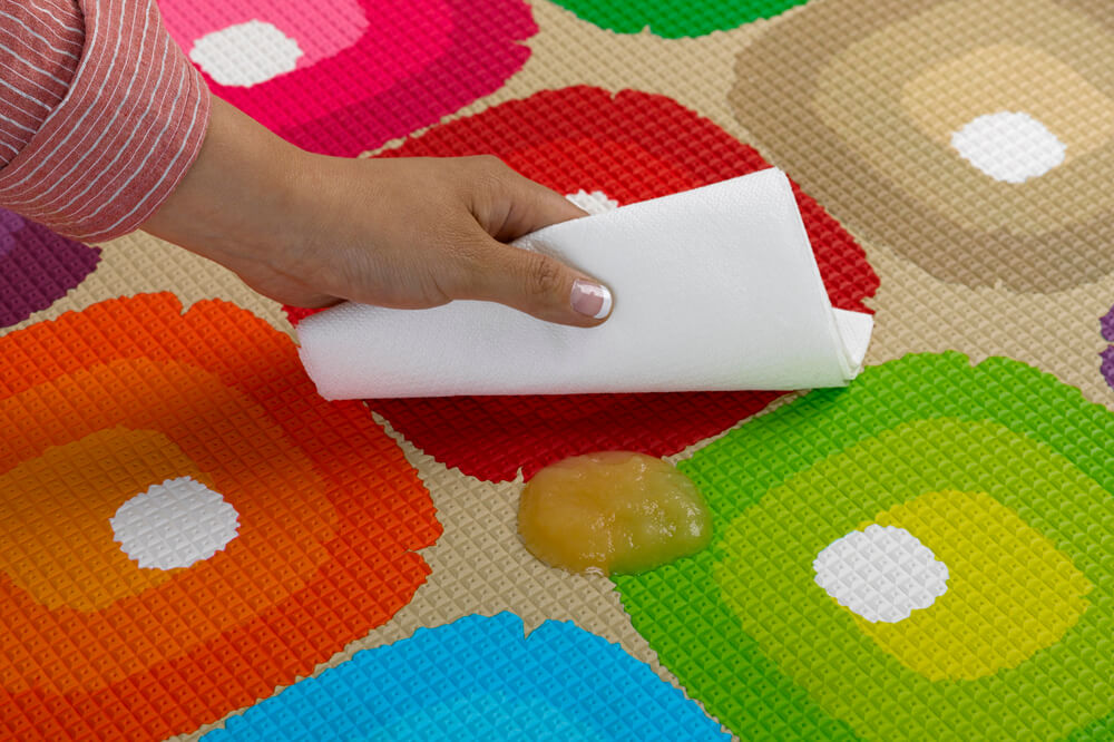 Bubba Mat Soft Playmat Baby Village