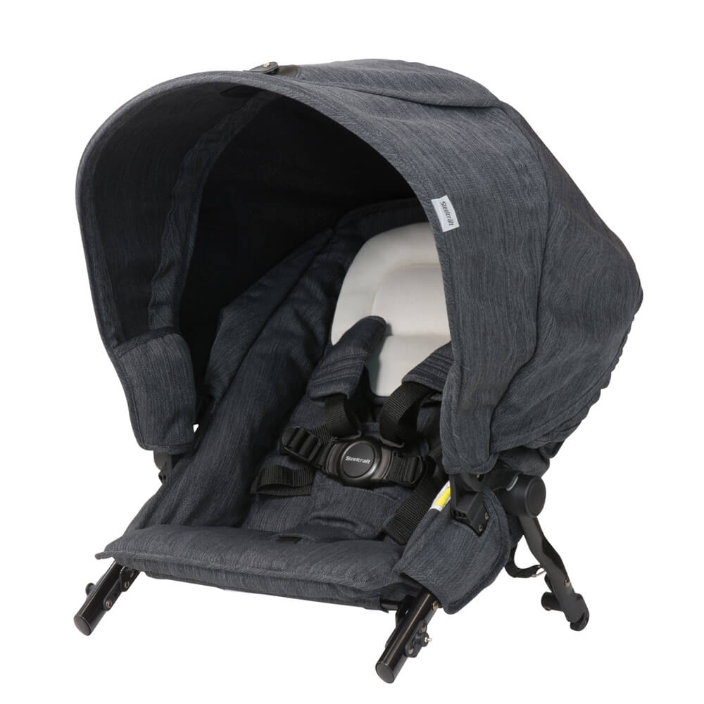 Steelcraft Strider Compact Deluxe Second Seat Baby Village