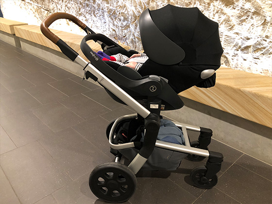 Joolz Hub Pram | 2018 Stroller Review | Baby Village Blog