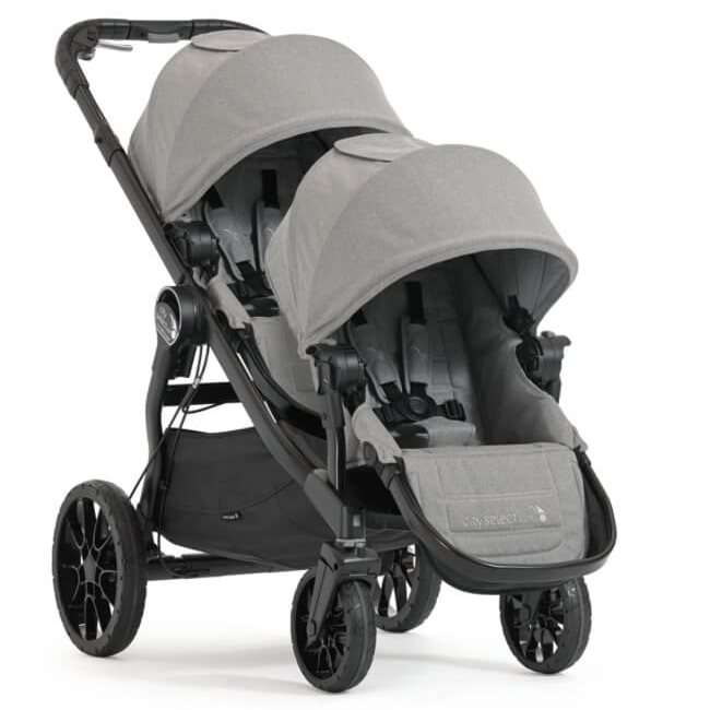 Baby Jogger City Select LUX Double Stroller | Baby Village