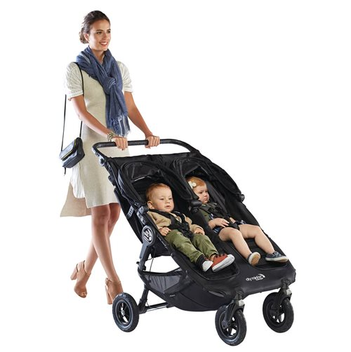 Baby Jogger City Mini Gt Double Baby Village
